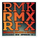RMK RMX RFX Sticker
