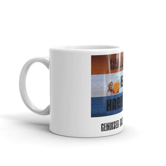 Holland is Hardcore Coffee Mug