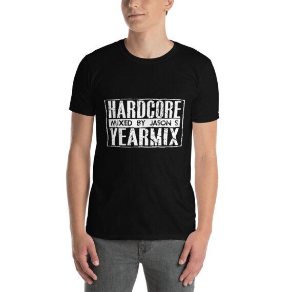 Hardcore Yearmix Short-Sleeve Unisex T-Shirt Black